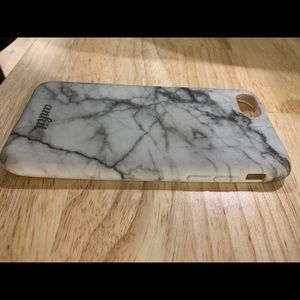 IPhone 7 marbled phone case